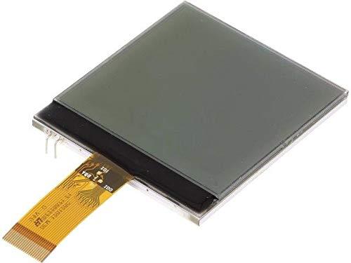 DEM128128C-FGH-PW Display LCD graphical FSTN Positive 128x128 LED Fstn-display