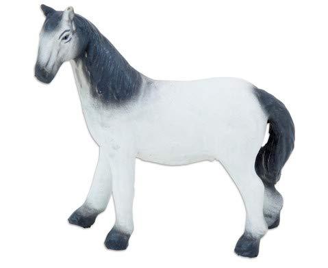 Vinco Vinco41259 Foal - Peluche para Animales (tamaño Grande), Color Gris