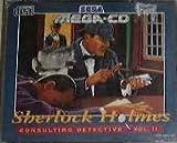 Sega Mega-cd Sherlock Holmes Consulting Detective Vol.11