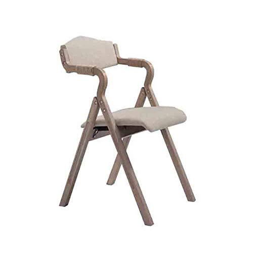 Esszimmerstühle Holz-Klappstuhl Retro Design aus gebogenem Holz Esszimmerstuhl Klappstuhl zurück und Sessel Schreibtisch und Stuhl Plus-Pad Hocker Lounge Sitz -