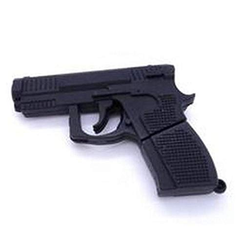 HUALQ USB-Flash-Laufwerke A7 USB-Stick USB-Stick Personalisierte PVC-Simulation Pistole 4G 8G 16G Geschenk