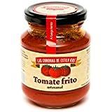 Las Coronas Artesanal Tomate Frito - Paquete de 6 x 300 gr - Total: 1800 gr