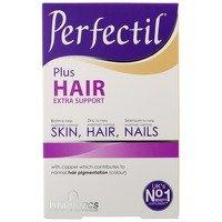 Vitabiotics Perfectil Plus Hair 60 Tabs, 59 g - Tabletten Advanced Formula