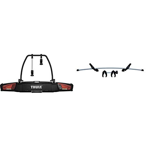Thule 938100 Velospace XT Fahrradadapter + Thule 938000 Velo Space XT 2Bike 13pin Bundle Xt Bundle