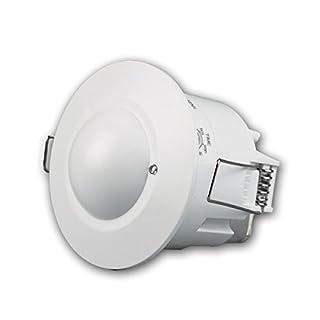 Decken-Einbau-Bewegungsmelder 360° HF LED geeignet