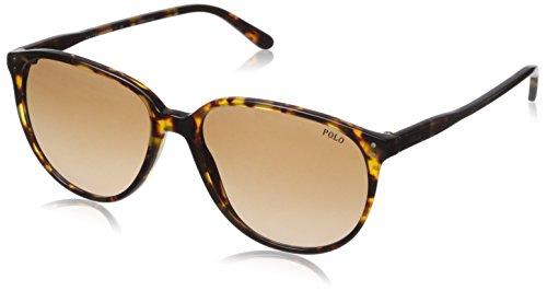 polo-ralph-lauren-womens-mod-4097-3413-54-mm-sunglasses-brown-braun-one-size