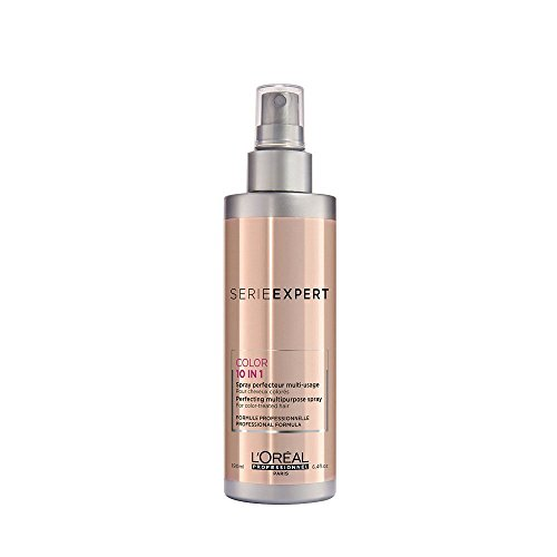 Professionnel Expert Serie (L'Oréal Professionnel Serie Expert Vitamino Color A.OX 10 in 1 Leave-in Conditioner Multitalent, 1er Pack (1 x 190 ml))