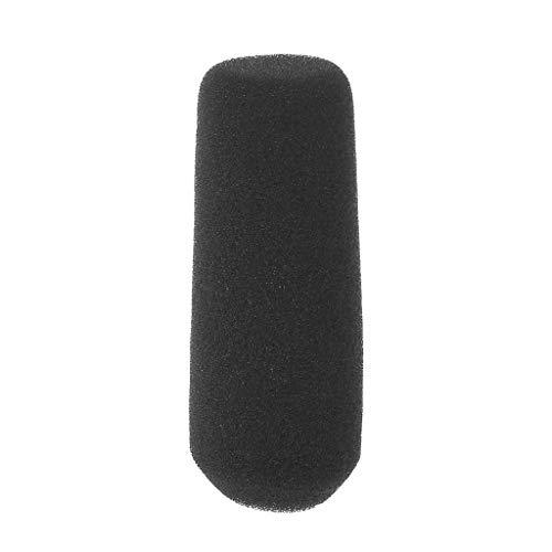 GROOMY 12cm Professional Interview Mikrofon Schwammabdeckung Windschutzscheibe Schutzhülle