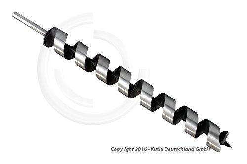 Schlangenbohrer Form Lewis für Holz 45 x 460 mm