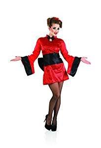 Fun Shack Geisha Girl Kostüm Für Erwachsene - ()