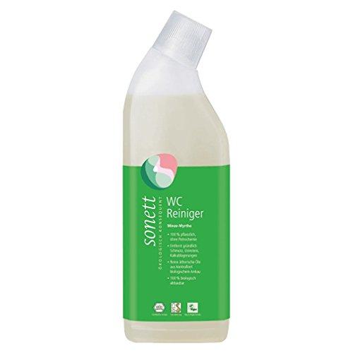 WC-Reiniger Minze-Myrthe: Entfernt gründlich Schmutz, Urinstein, Kalkablagerungen - Reiniger Minze