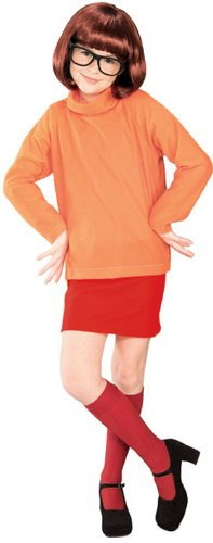 o Kids Costume Small by Rubie's Costume Co (Velma Kostüm Scooby Doo)