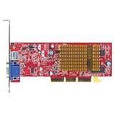 MSI RX9250-TD128 - Tarjeta gráfica (2048 x 1536 Pixeles, 350 MHz, DDR, 64 Bit, AGP 8x, 8.1)
