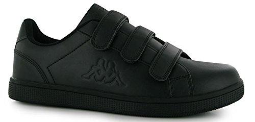Kappa , Baskets mode pour homme Black/Blk