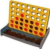 Mini 4 In Einer Reihe Spiel - Vier Gewinnt stil Spiel - Größartiger Auffüller für Partytüten