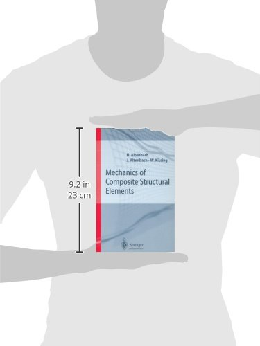 Mechanics of Composite Structural Elements (Foundations of Engineering Mechanics)