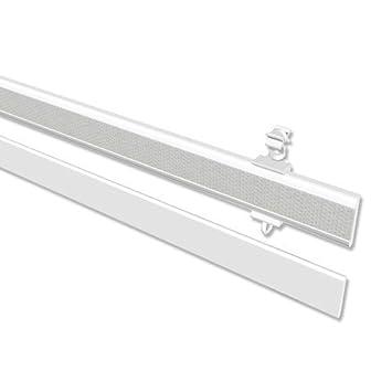 Frisch Interdeco Paneelwagen Weiß aus Aluminium mit Klettband kürzbar für  CD64