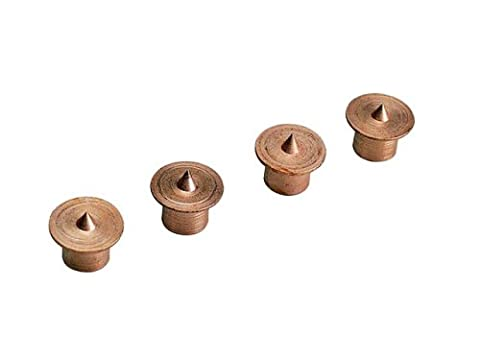 Wolfcraft 2913 Centre Points (Pack of 4)