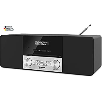 technisat techniradio digit cd digital radio mit cd player mp3 player dab pll ukw tuner usb. Black Bedroom Furniture Sets. Home Design Ideas