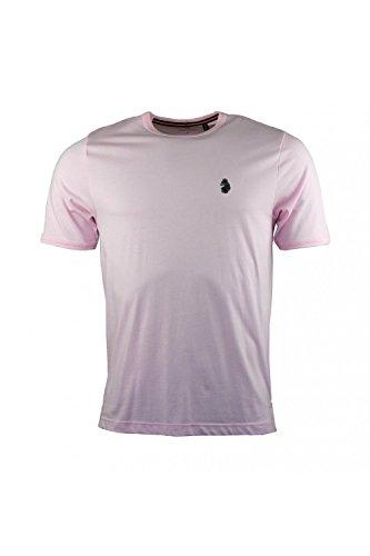 Luke 1977Herren T-Shirt Weiß Weiß Powder Pink