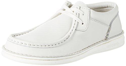 Birkenstock Damen Pasadena Sneakers Weiß (White)