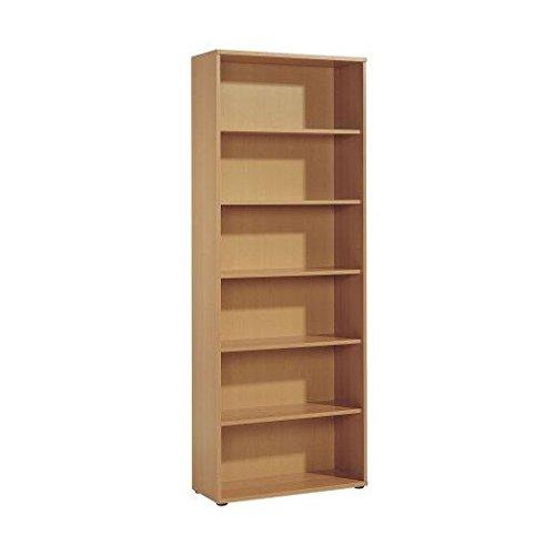 Preisvergleich Produktbild Wellemöbel, Büro Combi+, Regal, 6 Ordnerhöhen 72864202, Buche