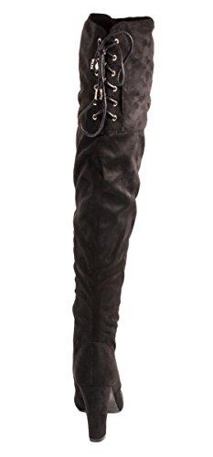 Elara Plateau Pumps | Moderne Damen High Heels | Stiletto Schuhe - 4