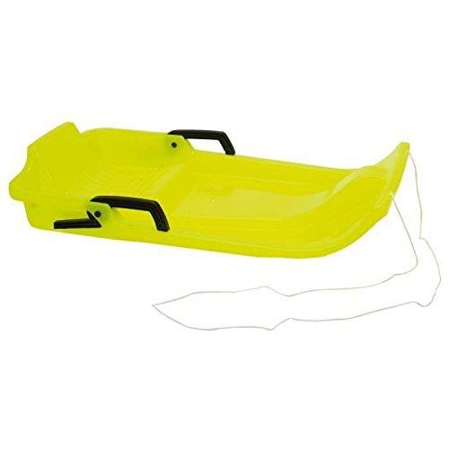 Schreuders sport ufo polypropene slitta, unisex, ufo, yellow, taglia unica