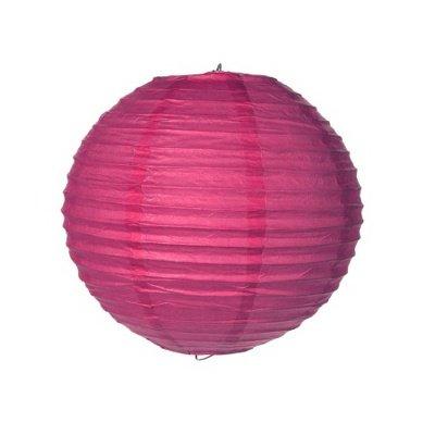 Darice 1174–63Japanisches Papier Laterne–Pink–20,3cm