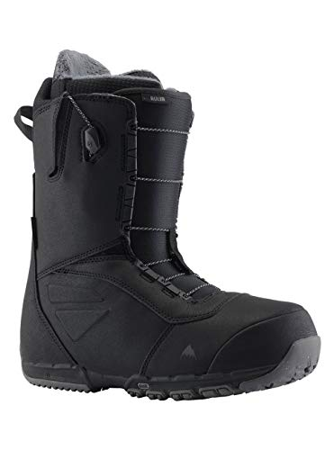 Burton Herren Ruler Black Snowboard Boot, 11