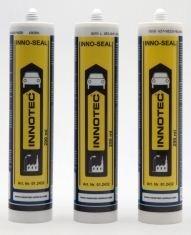 Innotec Innoseal Klebe- und Dichtmasse, schwarz, 2 Kartusche 290 ml