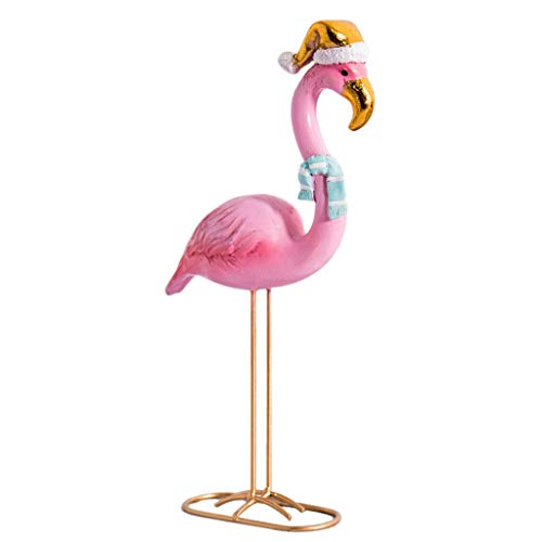 Statues & Sculptures - Novelty Standingn Pink Flamingo Garden Lawn Yard Decoration Ornament Statues Figurines Gifts - Sculptures Statues Statues Sculptures Lawn Ornament Flamingo Garden Decor Ab