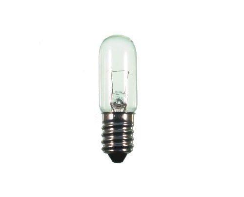 S+H Röhrenlampe 16x54 mm Sockel E14 24-30 Volt 10-15 Watt -