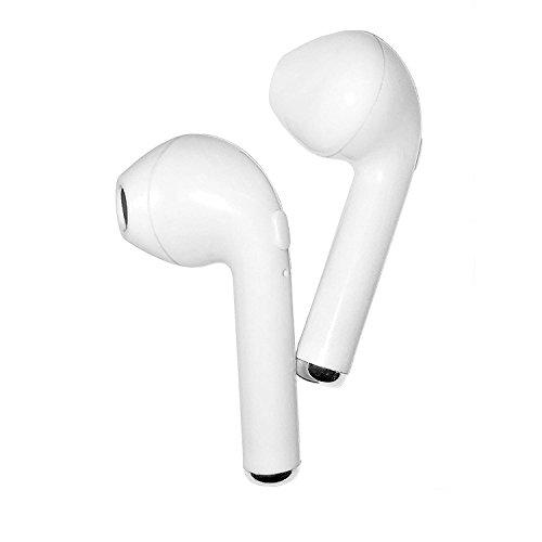 Auriculares Bluetooth,Auriculares inalámbricos CoMoo Auriculares estéreo Auriculares intrauditivos Audífonos con micrófono con cancelación de ruido para iPhone X 8 8plus 7 7plus 6S Samsung Galaxy S7 S8 IOS Android Dispositivos Bluetooth