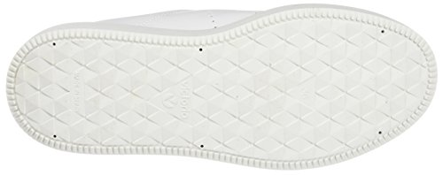 Victoria Deportivo Piel, Baskets Basses Mixte Adulte Blanc (Blanco)