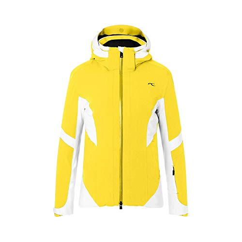 KJUS Damen Ski-Jacke Laina gelb (510) 40