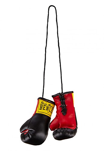 BENLEE Rocky Marciano Unisex - Erwachsene Mini Miniature Boxing Gloves, Black, one Size