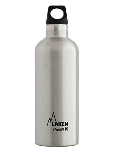 Botella térmica de acero inoxidable