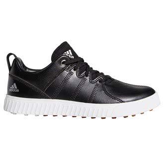 adidas Jungen Jr Adicross Ppf Golfschuhe, Schwarz (Negro Bb8037), 37 1/3 EU