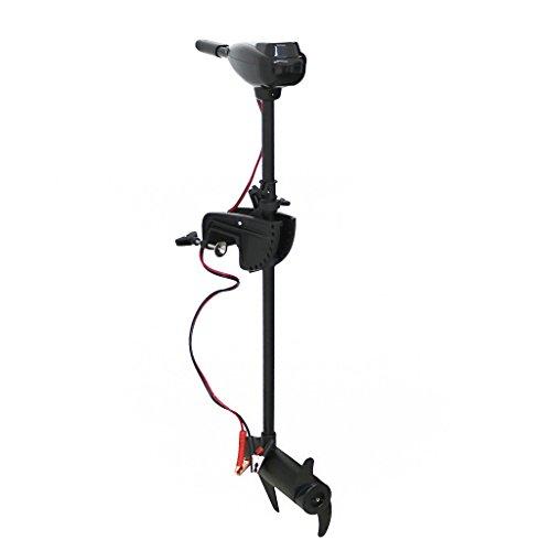 Oypla 40'/lb Elektrische Außenborder Trolling Motor 12 V Batteriebetrieben