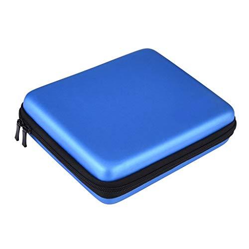 torage Zip Schutzhülle Tasche für Nintendo 2DS (Blau) ()