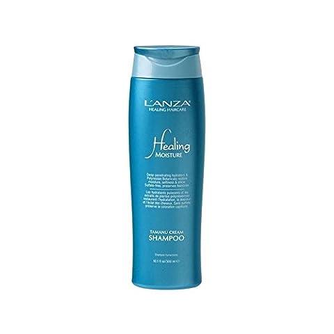 L'Anza Healing Moisture Tamanu Cream Shampoo (300ml) (Pack of 6)
