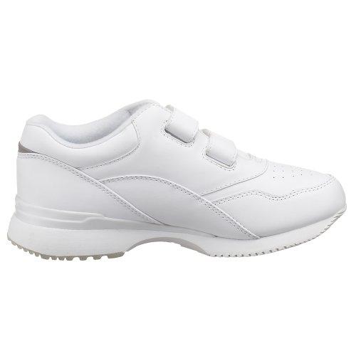Propet Tour Walker Strap Cuir Chaussure de Marche white