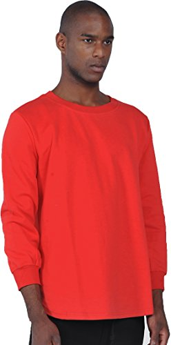37ccf56d6a6 PIZOFF Hip Hop Basic Sweatshirt Felpa Lunga Uomo Y1195-r-L