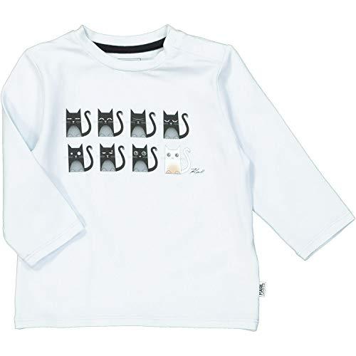 Karl Lagerfeld - Haut à Manches Longues - Bébé (garçon) - Bleu - 12 Mois
