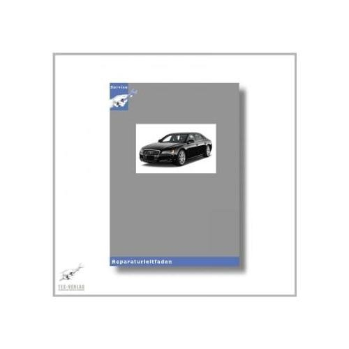 Audi A8 4H (10 ) Stromlaufplan / Schaltplan - Reparaturleitfaden ...