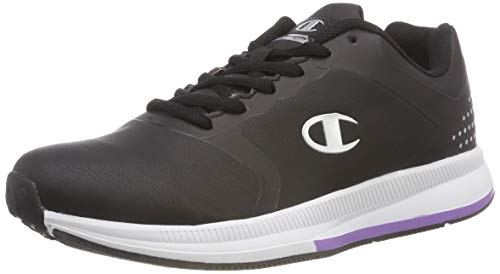 Champion Low Cut Shoe Lyte Pu, Scarpe da Trail Running Donna, Nero (NBK Kk001), 39 EU