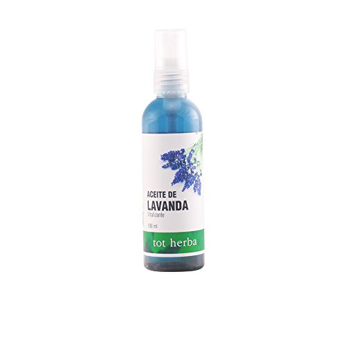 Tot Herba Olio Corporale di Lavanda - 100 ml