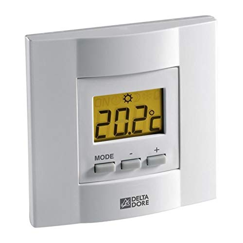Delta dore tybox - Termostato electronico filar tybox21 para calefacción