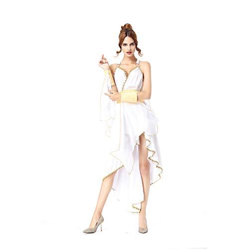 GAOJUAN Halloween Cosplay Kostüm Erwachsene Cosplay Sexy Glamorous Pharao Leistung Kostüm Königin Kostüm Geeignet Für Karneval Thema Parteien Halloween Neujahr ()